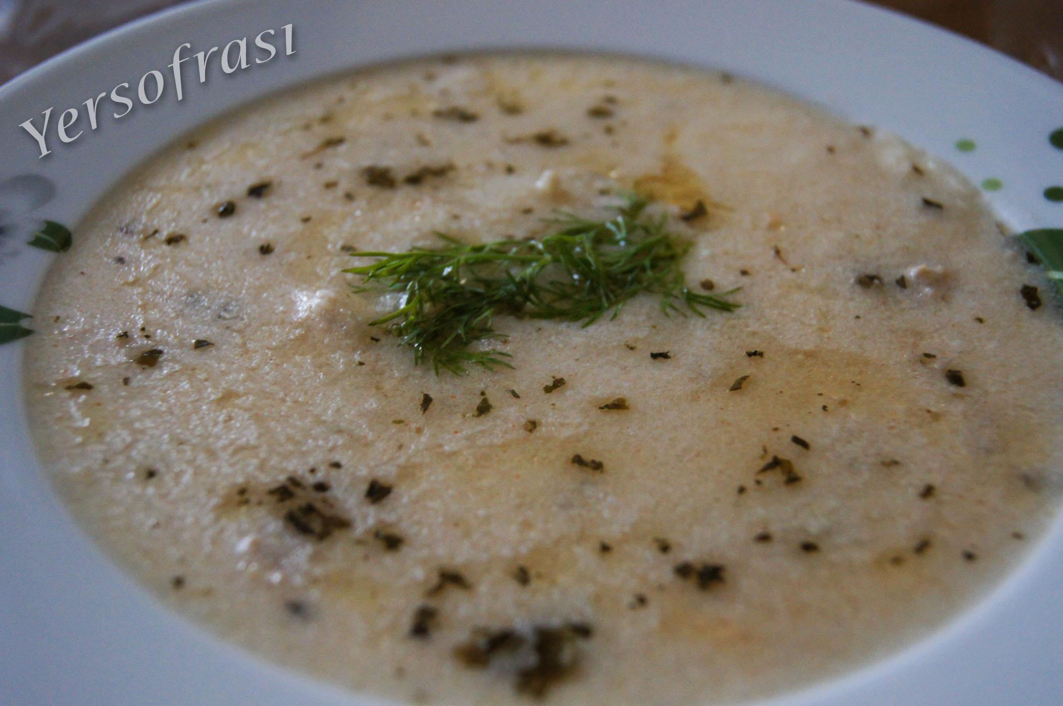 İrmik Çorbası Tarifi