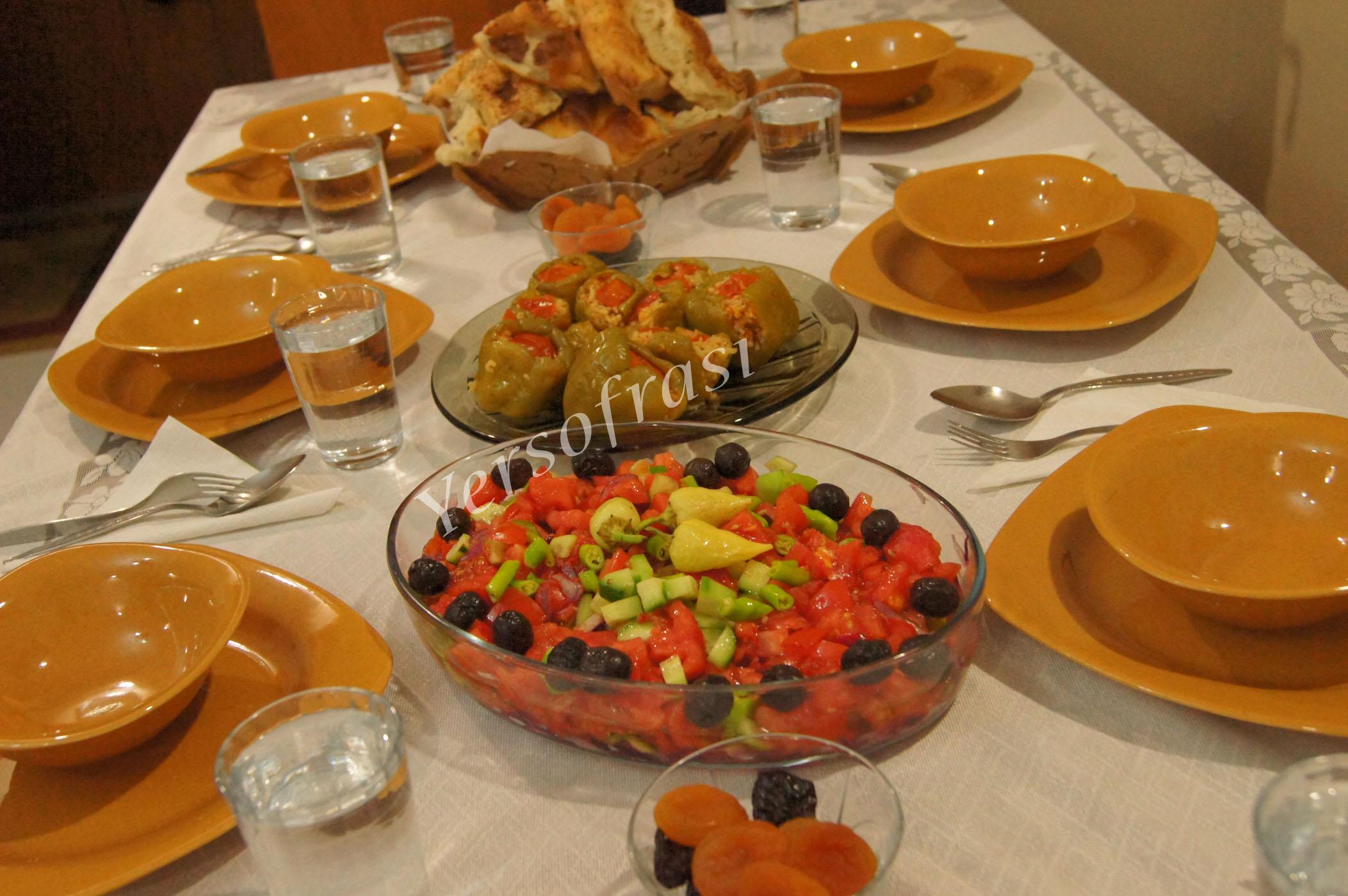 2013 un son iftar sofrasi