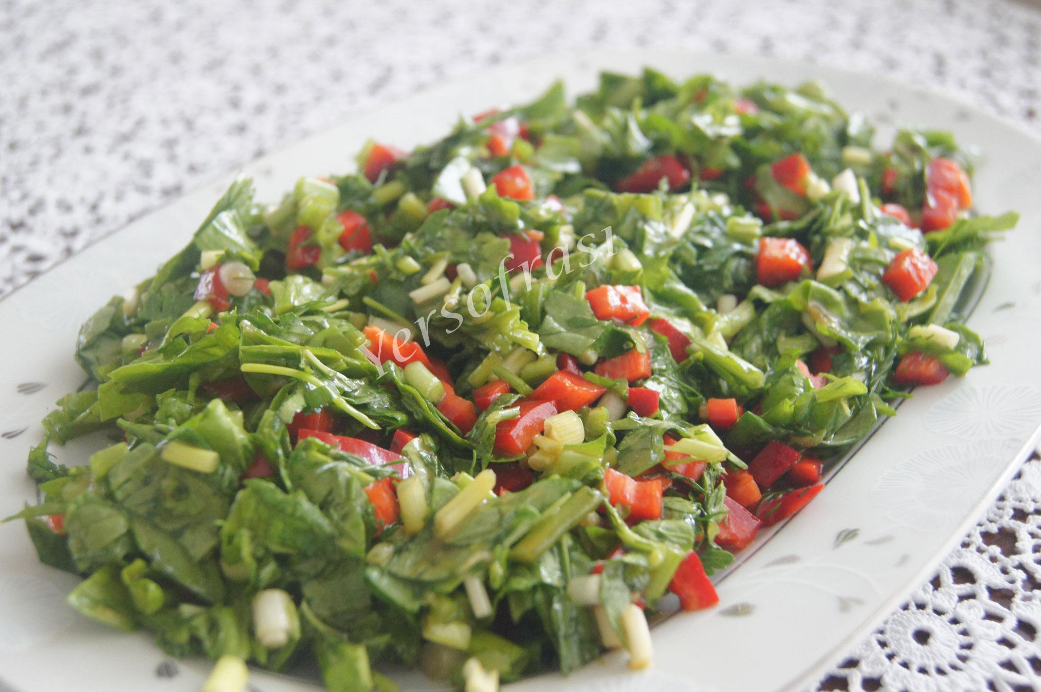 Roka Salatası Tarifi – Salata Tarifleri